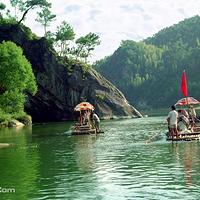 天仙河漂流