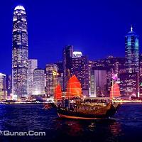 香港张保仔游船