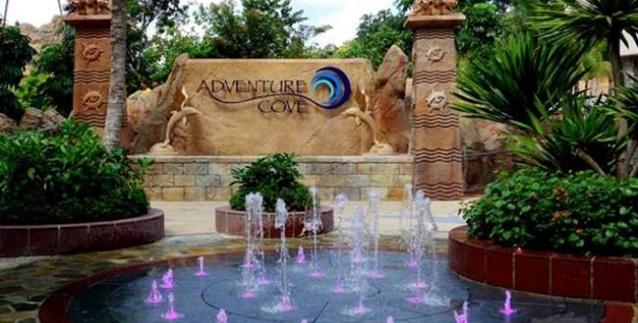 新加坡水上探险乐园门票