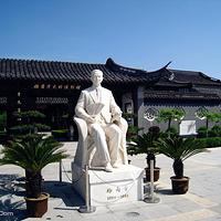 泰州凤城河梅园景区