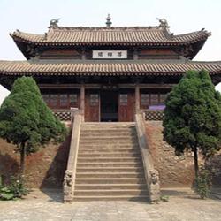 韩城市博物馆(文庙、东营庙、城隍庙)