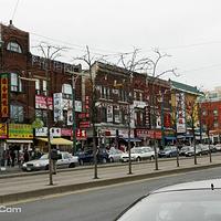 多伦多中国城