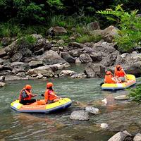 广元菖溪河漂流旅游度假区