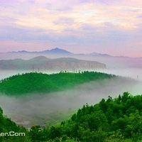五尖山国家森林公园