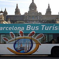 巴塞罗那随上随下观光巴士