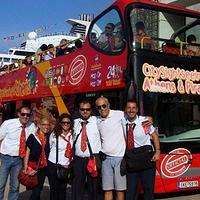 雅典随上随下观光巴士
