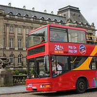 布鲁塞尔随上随下观光巴士