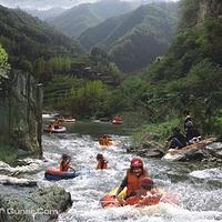 神农峡漂流
