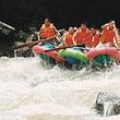 马岭河峡谷漂流