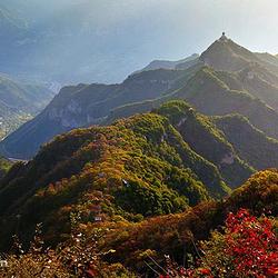 云丘山景区