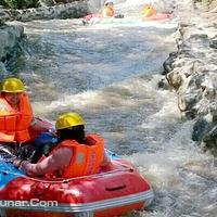 玉皇山峡谷漂流水世界