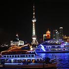 黄浦江游船