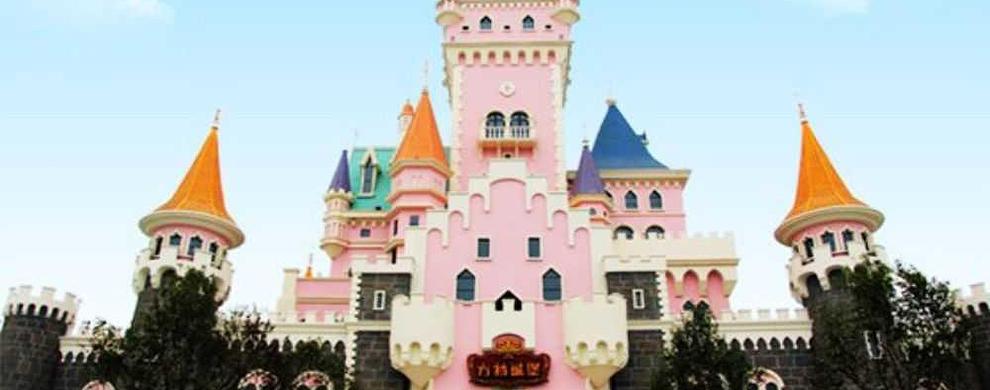 城堡里有等待王子的公主吗
