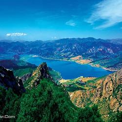 紫蒙湖旅游风景区