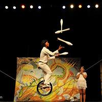 暹粒马戏团表演(The Cambodian Circus)