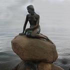 美人鱼雕像