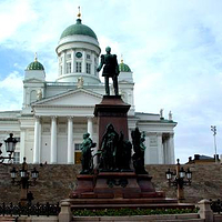 赫尔辛基议会广场