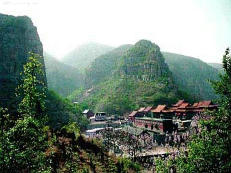 灵山风景区