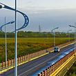 塔里木河大桥
