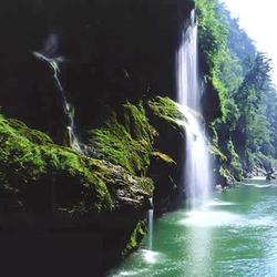 猛洞河风景区