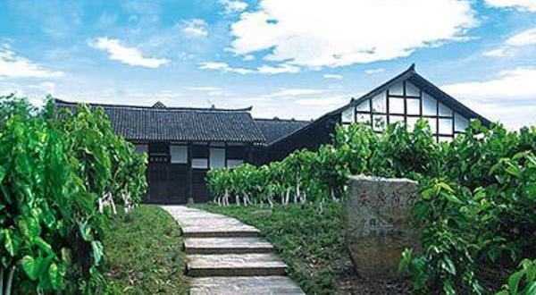 蚕房院子图片