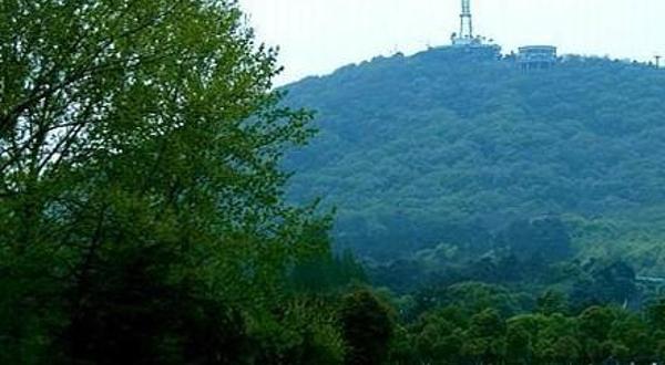 大蜀山森林公园