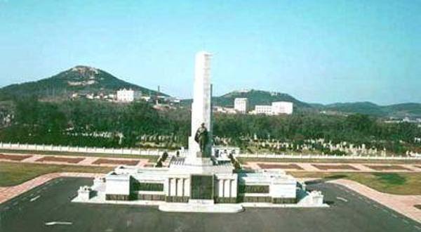 黑山阻击战纪念馆