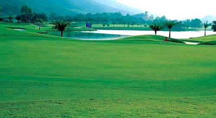 九龙湖高尔夫球会