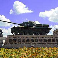 世界反法西斯战争海拉尔纪念园