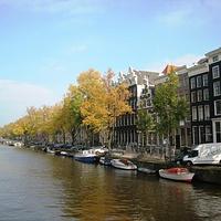 阿姆斯特丹运河游船