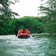 北仑河中越漂流