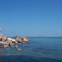 九丈崖月牙湾地质公园