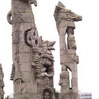 德阳石刻艺术墙