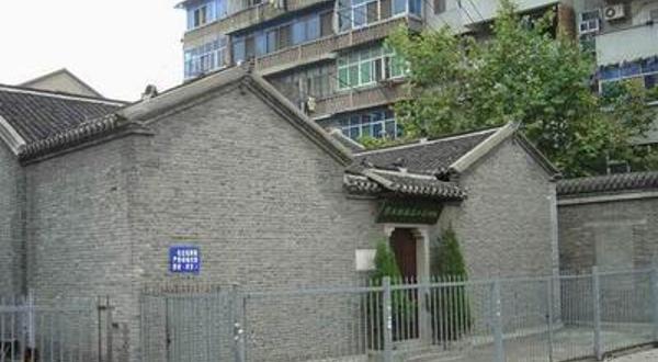 京汉铁路总工会旧址