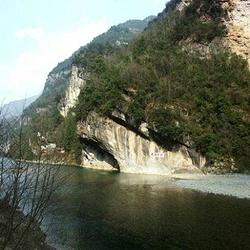 诺水河风景名胜区
