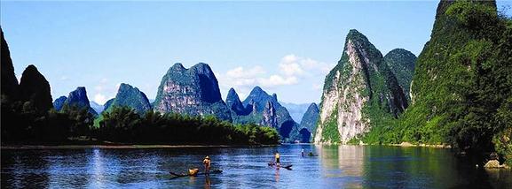 漂流游桂林