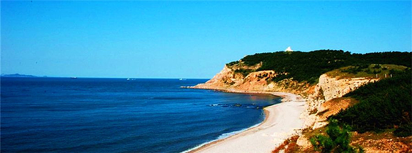 海滨日光浴