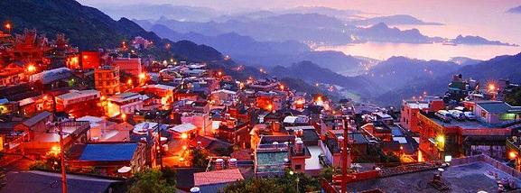跟着电影游台湾