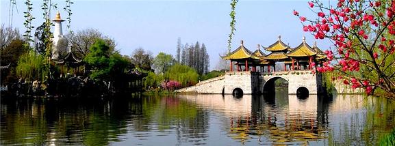 扬州必游TOP10