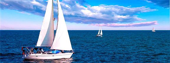 帆船游艇出海