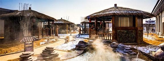 温泉·天津