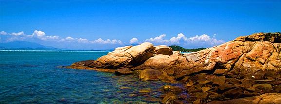 邂逅浪漫海岛