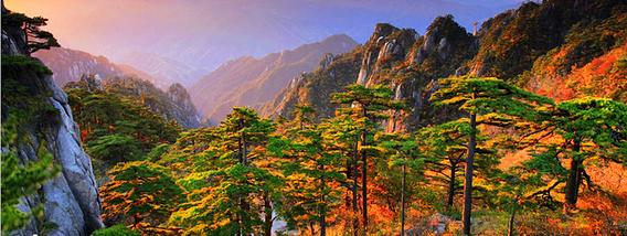 黄山赏秋路线