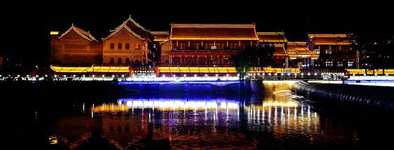 渭南必游TOP10