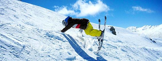 京郊十大滑雪场