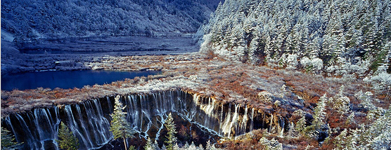冰瀑节,相约美丽中国