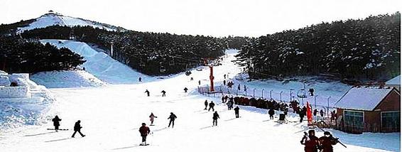 陕西滑雪场