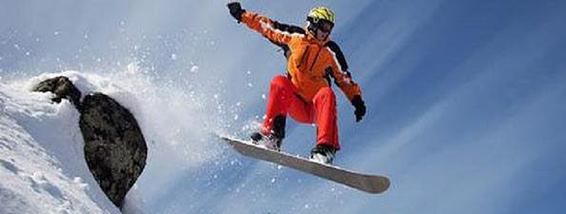 山东滑雪场