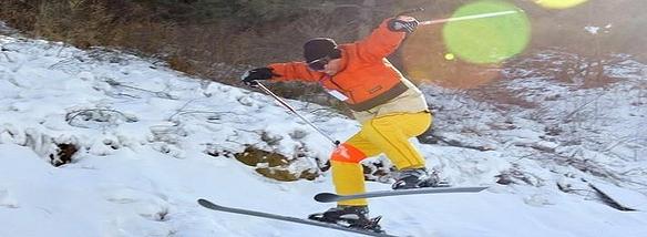 承德温泉滑雪
