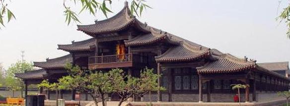 探寻保定文化古迹